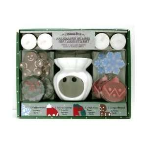 Aroma Lux Candle Tart Set with Diffuser 13 Piece Set