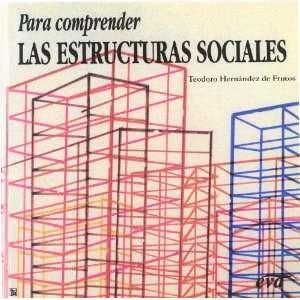 sociales (9788481691771) Teodoro Hernandez de Frutos Books