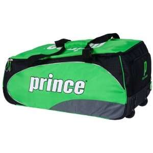 Prince Tour Team Wheeled Duffle Bag: Sports & Outdoors