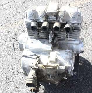 1976 HONDA CB750 K 76SOHC ENGINE/MOTOR/TRANSMISSION/CYLINDER HEADS