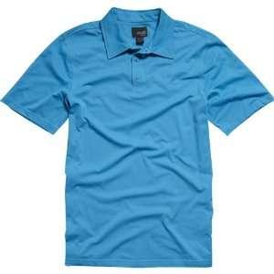 Mr. Clean 11 Mens Polo Casual Wear Shirt   Electric Blue / Medium