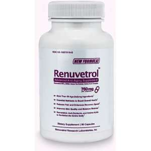 Renuvetrol   Advanced Anti aging Supplement Health & Personal Care
