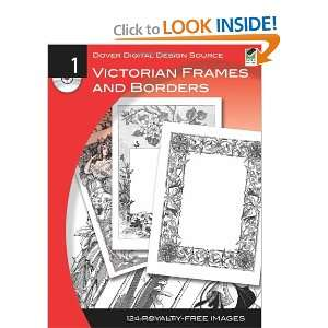 Victorian Frames and Borders (Dover Electronic Clip Art