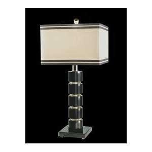 Dale Tiffany Fabric Prentiss Table Lamp