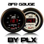 PLX 52mm Wideband Air / Fuel Ratio LED Gauge