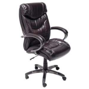 Group Ultimo Leather Executive High Back Chair