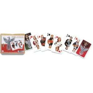 Polonia   Double Deck Playing Cards: Toys & Games