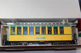 LGB 33807 Disneyland Railroad Coach New Disney Walt Disney World Train