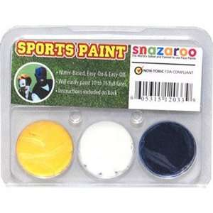 Snazaroo Chargers Color Pack Face Makeup Paint Kit Toys & Games