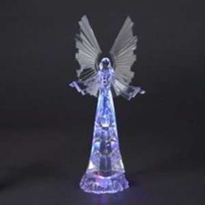 11.5 Battery Operated Plastic LED Angel Ornament Case