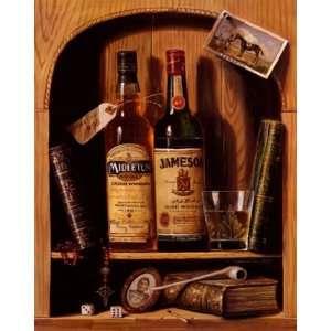 Jameson Irish Whiskey by Raymond Campbell 18x22 Kitchen