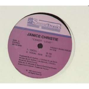 Candy Love: Janice Christie: Music
