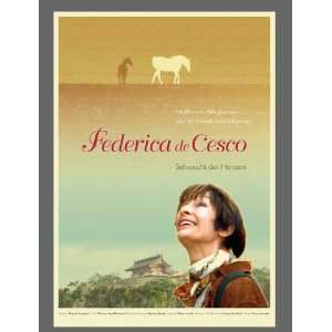 Federica de Cesco Poster Movie Swiss B 11 x 17 Inches