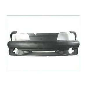 TKY FD04159BB Ford Mustang Primed Black Replacement Front