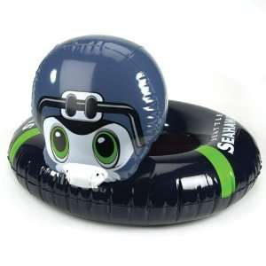 Toddler Mascot Pool Float/Inner Tube   NFL Football Sports & Outdoors