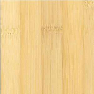 Horizontal Solid Hardwood Flooring Bamboo in Natural Toys & Games