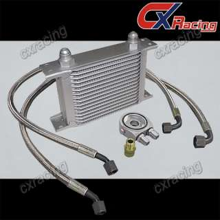 MAZDA RX 7 RX 8 RX 9 16 Row Performance Oil Cooler Kit