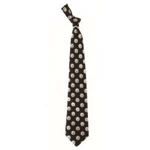 Pittsburgh Steelers NFL Football Sports Team Mens Repeat Pattern Neck