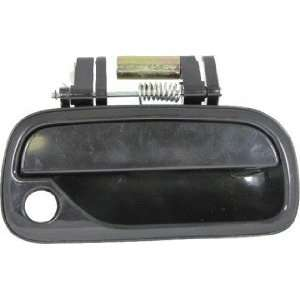 Toyota Tundra Black Passenger Front Outside Door Handle: Automotive