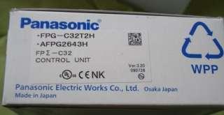 PLC Panasonic NAIS FPG C32T2H Matsushita NIB Free Ship