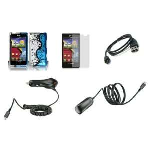 LG Lucid (Verizon) Premium Combo Pack   Black Midnight