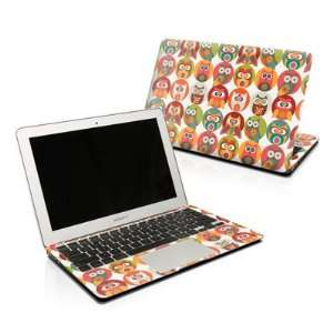 Owls Family Design Protector Skin Decal Sticker for Apple MacBook Pro