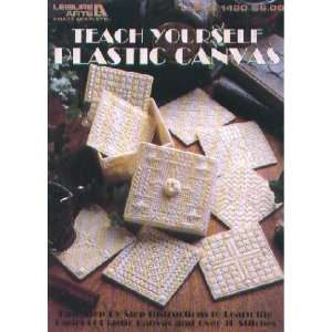 Teach Yourself Plastic Canvas: Easy Step by step Instructions to Learn