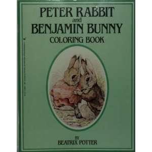 BENJ. BUNNY COLOR (9780671629878): Ottenheimer pub: Books