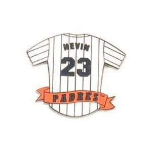 San Diego Padres Phil Nevin Jersey Pin