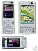 NOKIA UNLOCKED N95 ULTRA CAMERA CELL PHONE  FM NEW