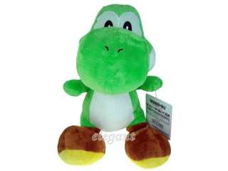 Nintendo Super Mario Bros Yoshi 12 Toy Plush Figure