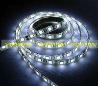 5M 300 LED 5050 SMD Cool White Waterproof Flexible Light Strip Car 60