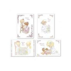 Boxed Gift Cards Get Well Precious Moments (12 Pack