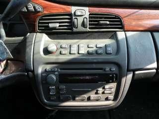 Radio 2004 Cadillac DeVille AM stereo FM stereo CD playerUM3 CAJ1793