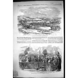 1849 Queen Prince Albert Custom House Cork Blackrock