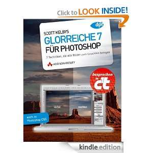 Scott Kelbys Glorreiche 7 für Photoshop 7 Techniken, die alle Bilder