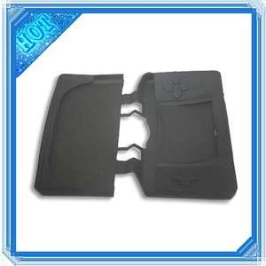 Black Silicone Skin Case for Nintendo DS NDS Lite NDSL