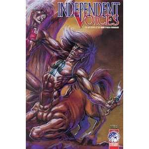 INDEPENDANT COMICS 21ST CENTURY COLLECTION 20 Different