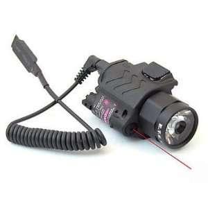 UTAC® RAS RIS Rail Mounted Tactical High output 200 Lumen LED