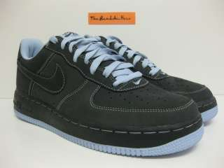 307109 002] NIKE WMNS AIR FORCE 1 ANTHRACITE ICE sz 12