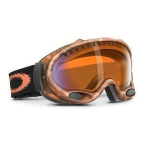 Oakley A FRAME NEON ORANGE CAMO:  Sports & Outdoors