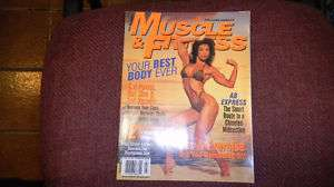 Muscle & Fitness Mag Your Best Body Ever Mar 1997 0624R