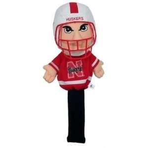 University of Nebraska Cornhuskers Golf Mascot Headcover