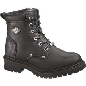 Harley Davidson Womens Shawnee Boot D84399
