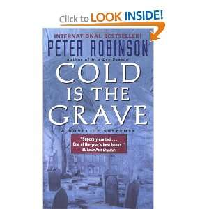 Cold Is the Grave: A Novel of Suspense (Inspector Banks