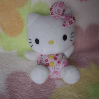 Soft Lovely Cute HelloKitty Girls Kid Plush Doll Toy Cool Happy