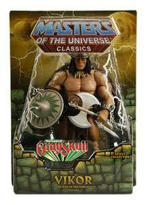 Masters of the Universe MOTU Classics VIKOR
