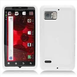 Silicone Skin Case Cover for Motorola Droid Bionic Verizon Accessory