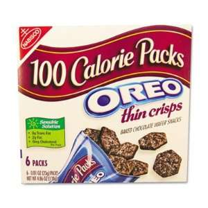 Nabisco OREO 100 Calorie Packs Cookies ORE0617  Grocery