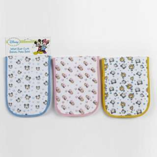 Burp Cloth, Pluto, or Minney Mouse, Baby Shower, Diaper Cake